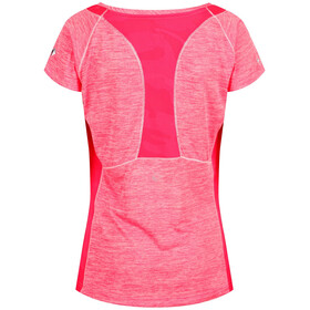 Regatta Breakbar IV T-shirt Femme, neon pink/neon pink